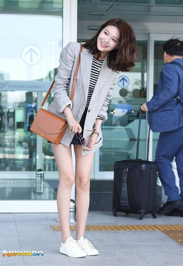 Học cách sao Hàn mặc blazer: 5 công thức giúp bạn diện thật trẻ trung chiếc áo đứng đắn này - Ảnh 4.