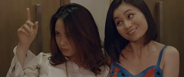 Khuê (Hoa Hồng Trên Ngực Trái) rủ San về chung nhà và tuyên bố: Chỉ có phụ nữ mới đem lại hạnh phúc cho nhau? - Ảnh 5.