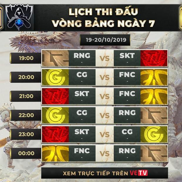 Chính thức công bố lịch thi đấu vòng bảng CKTG 2019: Cộng đồng LMHT Việt Nam hào hứng vì không phải thức khuya - Ảnh 5.