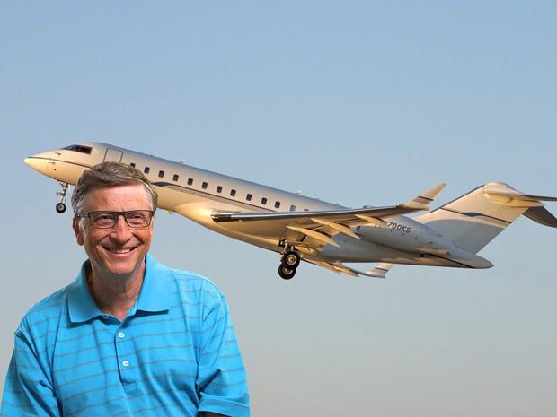 Chia 10 USD cho mỗi người trên Trái đất, Bill Gates vẫn thừa 30 tỉ USD - Ảnh 6.