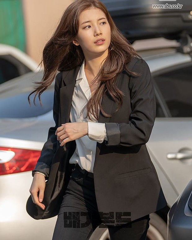 Học cách sao Hàn mặc blazer: 5 công thức giúp bạn diện thật trẻ trung chiếc áo đứng đắn này - Ảnh 7.