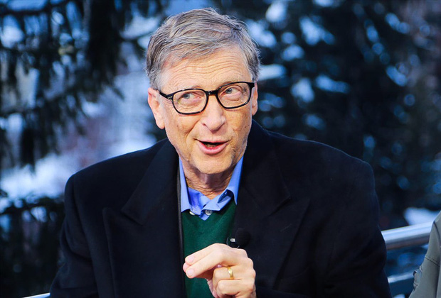 Chia 10 USD cho mỗi người trên Trái đất, Bill Gates vẫn thừa 30 tỉ USD - Ảnh 10.