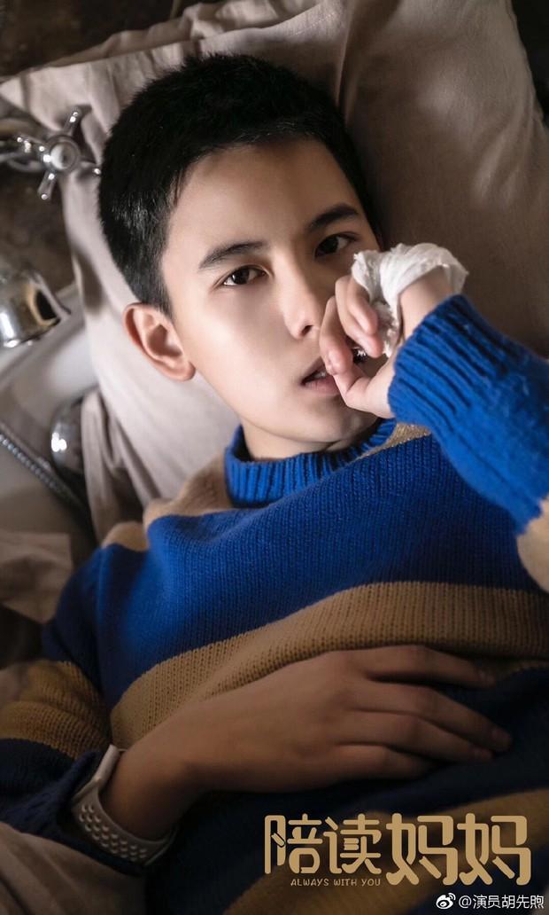 5 chàng diễn viên thế hệ 2000 của Cbiz: Dịch Dương Thiên Tỉ đẹp nức nở, Trần Phi Vũ chuẩn thái tử Cbiz - Ảnh 26.
