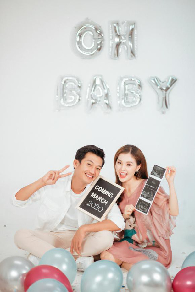 Thầy Huỳnh của Thất Sơn tâm linh hạnh phúc thông báo bà xã mang thai con đầu lòng sau 3 năm đám cưới - Ảnh 2.