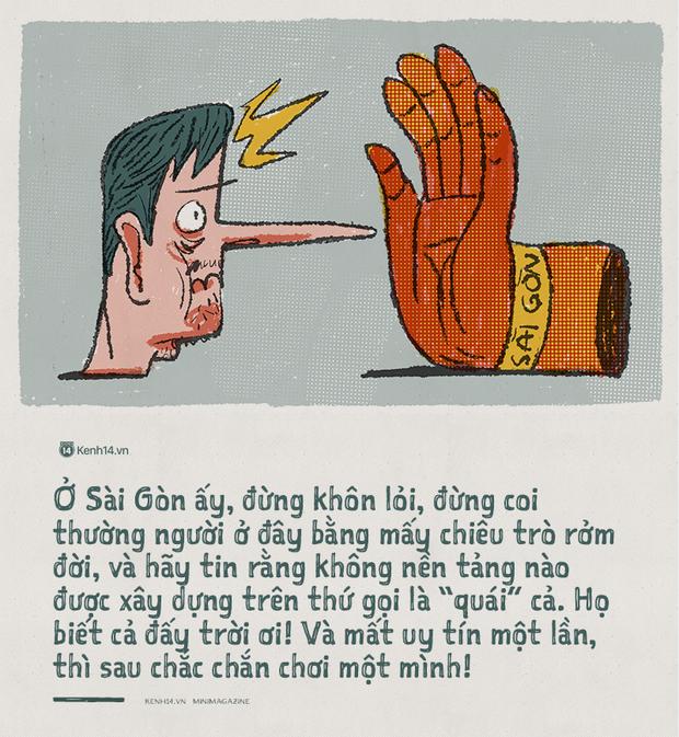 Khác biệt sương sương về Hà Nội và Sài Gòn - Ảnh 6.