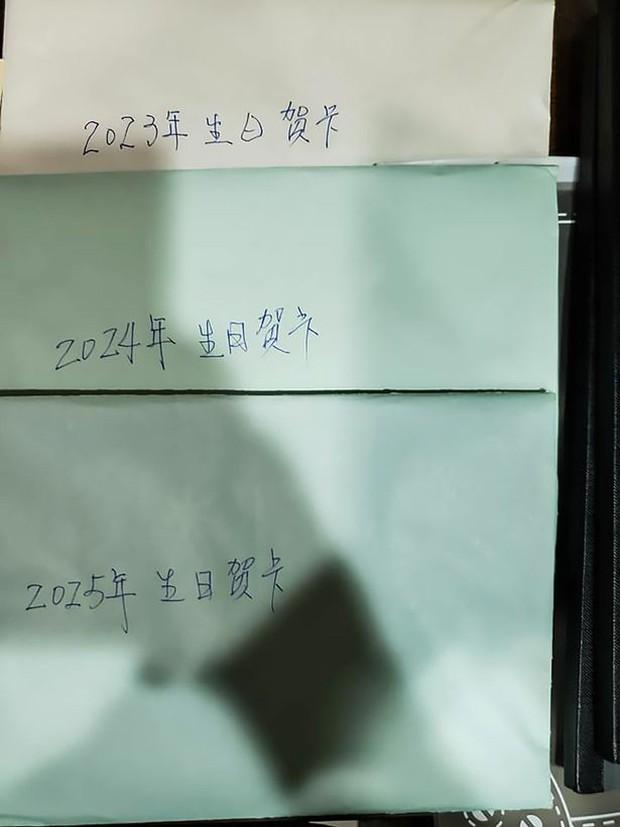 Người đàn ông viết sẵn 19 tấm thiệp chúc mừng sinh nhật con gái và câu chuyện cảm động đằng sau tình yêu của người cha sắp qua đời - Ảnh 3.