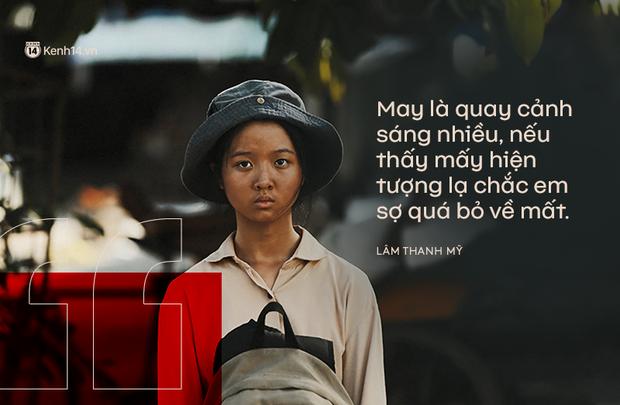 Em gái bán vé số ở Thất Sơn Tâm Linh - Lâm Thanh Mỹ: Biết trước phim sẽ bị cắt cảnh nhưng em không nghĩ cắt nhiều đến vậy - Ảnh 5.