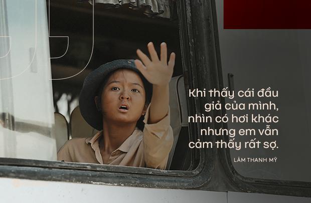 Em gái bán vé số ở Thất Sơn Tâm Linh - Lâm Thanh Mỹ: Biết trước phim sẽ bị cắt cảnh nhưng em không nghĩ cắt nhiều đến vậy - Ảnh 7.