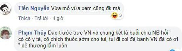Tìm ra fan bóng đá đáng yêu nhất Việt Nam: Hoãn vào phòng mổ để xem nốt trận Việt Nam thắng Malaysia - Ảnh 4.