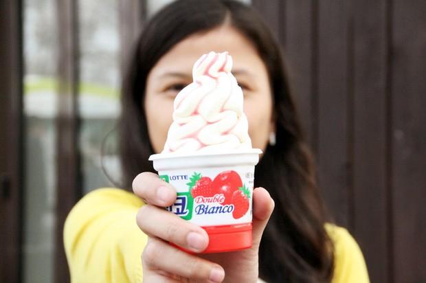 """Phận làm fangirl là đi """"ganh phát hờn"""" với một cây kem, món ăn được V (BTS) lẫn Sungjae (BTOB) say mê thế này - Ảnh 3."""