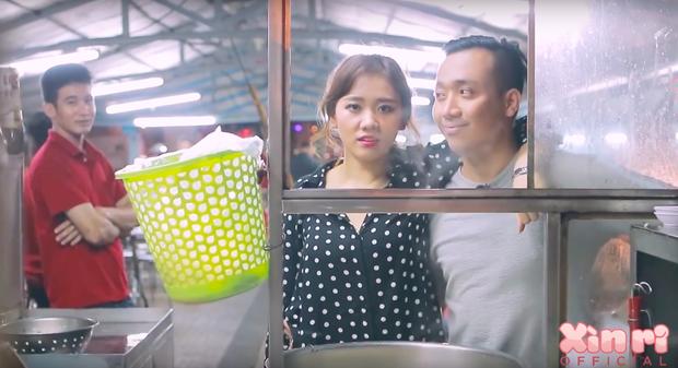Là MC có thu nhập khủng nhất nhì Việt Nam nhưng Trấn Thành ăn uống lại cực giản dị, toàn rủ bạn bè đi ăn đồ vỉa hè bình dân - Ảnh 12.