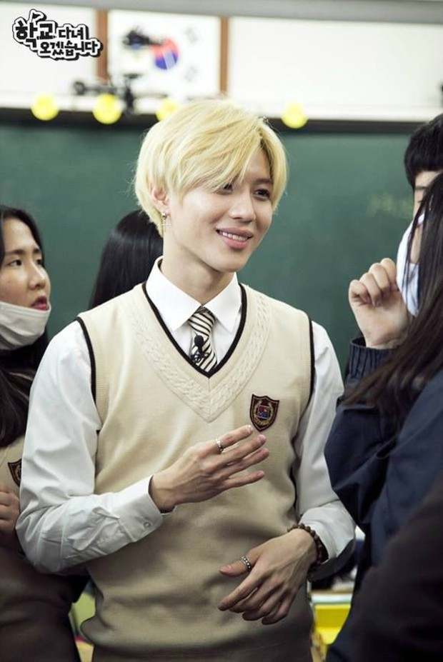 Taemin và hành trình 11 năm trên show thực tế: Từ cậu bé đầu nấm đến anh chàng quyến rũ - Ảnh 16.