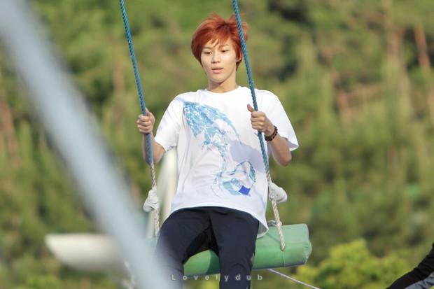 Taemin và hành trình 11 năm trên show thực tế: Từ cậu bé đầu nấm đến anh chàng quyến rũ - Ảnh 11.