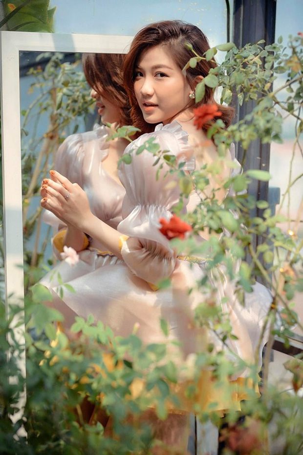 Khác xa với Tuesday đểu giả trong phim, Lương Thanh Hoa hồng trên ngực trái bỗng hóa công chúa đầy ngọt ngào trong bộ ảnh mới - Ảnh 4.