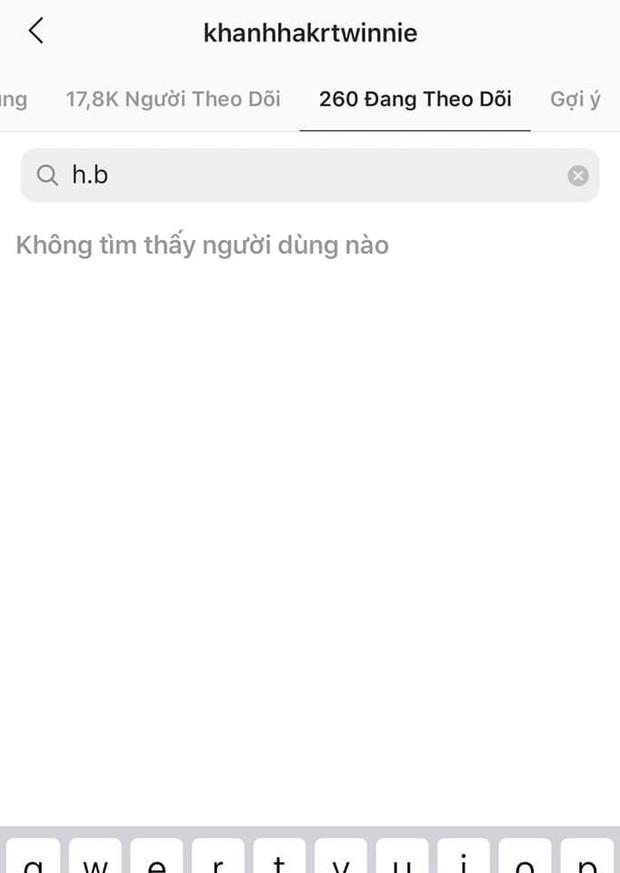 Lộ diện tình mới thiếu gia Phan Hoàng, Khánh Hà lẹ làng nhấn unfollow: Đụng đến yêu đương thì chị em gì tầm này? - Ảnh 6.