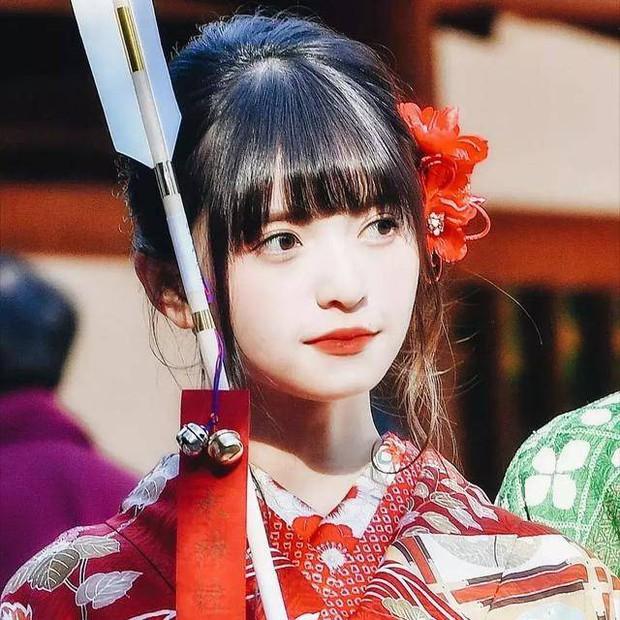 Hành trình nhan sắc Mỹ nhân 4000 mới gặp của Nhật Bản: Đẹp xuất sắc từ nhỏ, lớn lên tựa tiên nữ giáng trần - Ảnh 11.