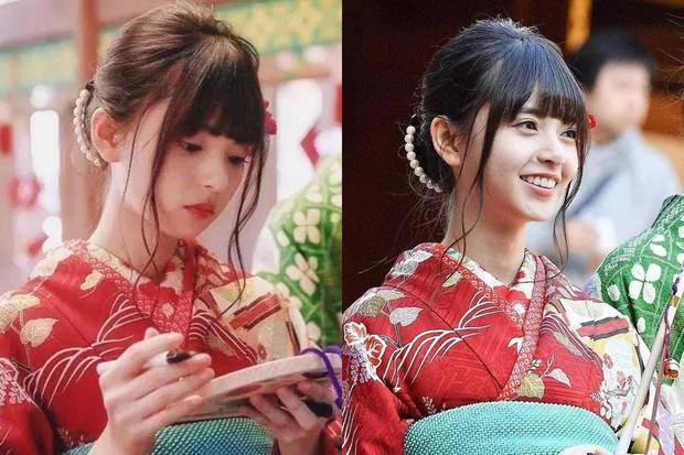 Hành trình nhan sắc Mỹ nhân 4000 mới gặp của Nhật Bản: Đẹp xuất sắc từ nhỏ, lớn lên tựa tiên nữ giáng trần - Ảnh 12.