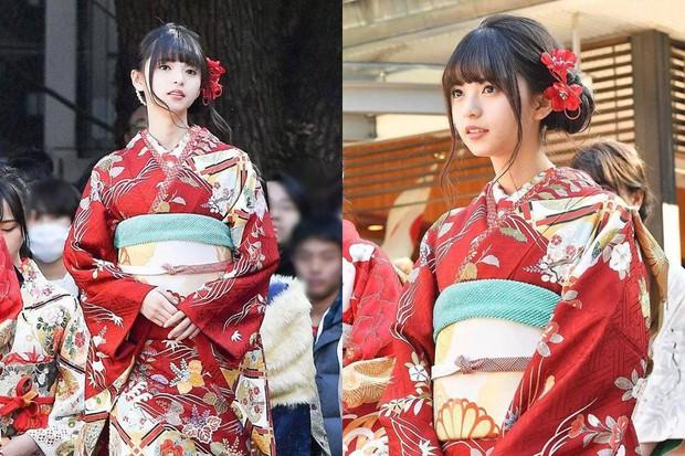 Hành trình nhan sắc Mỹ nhân 4000 mới gặp của Nhật Bản: Đẹp xuất sắc từ nhỏ, lớn lên tựa tiên nữ giáng trần - Ảnh 14.