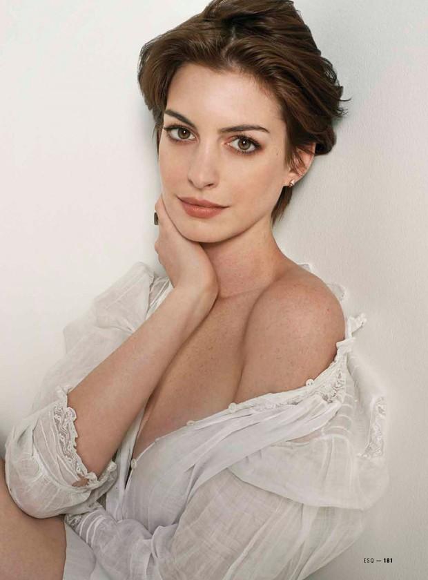 Từng gây sốt vì vòng 1 bức thở, minh tinh Anne Hathaway khiến netizen Việt phát cuồng: Bầu mà vẫn đẹp thế trời ơi! - Ảnh 7.