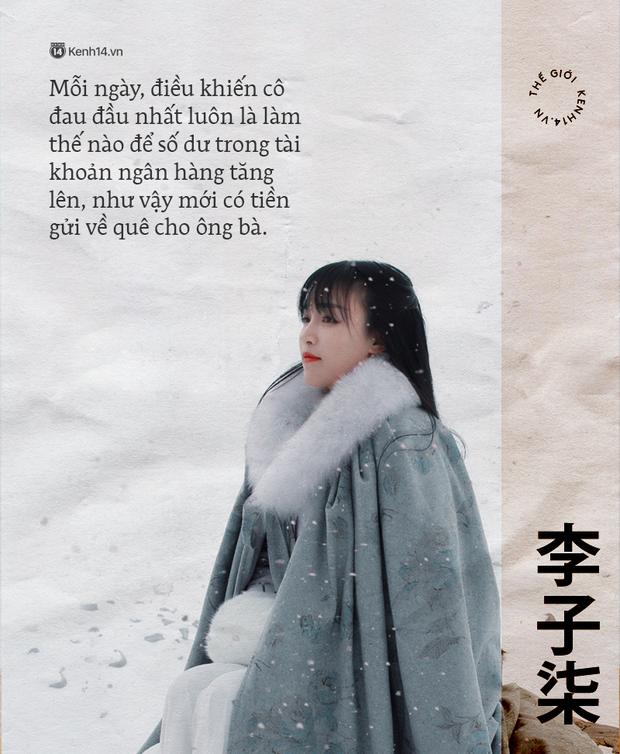 Lý Tử Thất - Tiên nữ đồng quê và hành trình chịu đựng đau đớn trong chiếc kén cuộc đời chờ ngày lột xác thành chú bướm lộng lẫy - Ảnh 3.