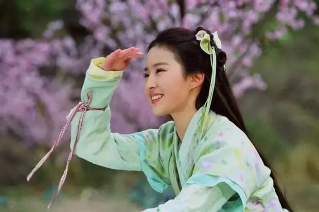 Soi nhan sắc tuổi 17 của dàn mỹ nhân Cbiz: Lưu Diệc Phi - Trương Bá Chi đẹp nức nở, Trịnh Sảng ngố tàu vì niềng răng - Ảnh 1.