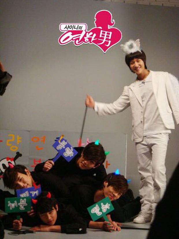 Taemin và hành trình 11 năm trên show thực tế: Từ cậu bé đầu nấm đến anh chàng quyến rũ - Ảnh 1.