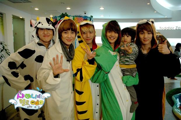 Taemin và hành trình 11 năm trên show thực tế: Từ cậu bé đầu nấm đến anh chàng quyến rũ - Ảnh 4.