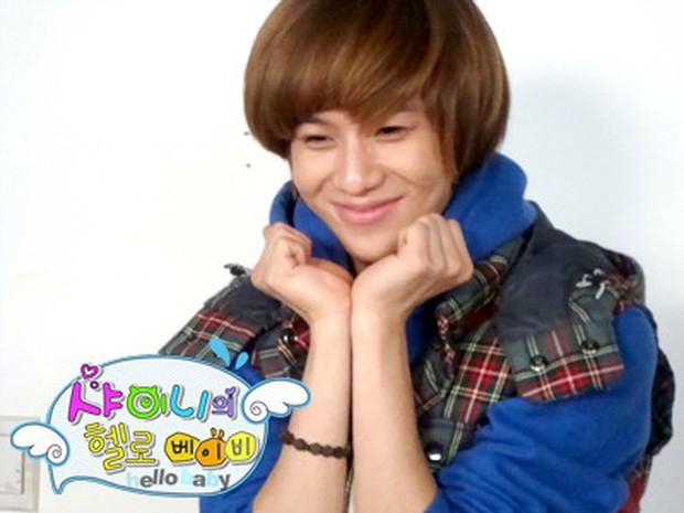 Taemin và hành trình 11 năm trên show thực tế: Từ cậu bé đầu nấm đến anh chàng quyến rũ - Ảnh 5.