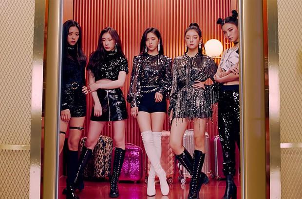TWICE là nhóm nữ đỉnh nhất Kpop 2019 theo Gaon, đàn em ITZY mới debut cũng kịp chiếm một vị trí trong top 5, BLACKPINK đang ở đâu? - Ảnh 12.