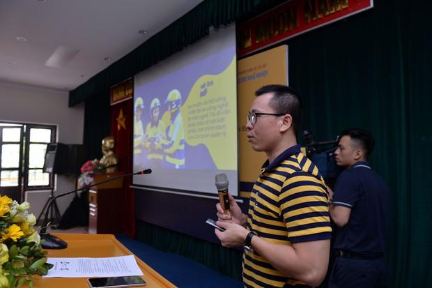 BE GROUP phối hợp với Bộ Lao động - Thương binh và Xã hội đào tạo, công nhận kỹ năng tài xế công nghệ - Ảnh 2.