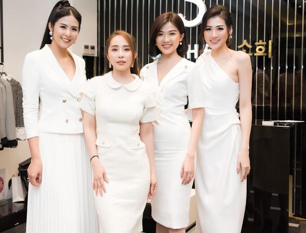 Đôi tiểu tam bị ghét nhất màn ảnh Quỳnh Nga - Lương Thanh bất ngờ hội ngộ, đọ sắc cùng dàn mỹ nhân đình đám đất Bắc - Ảnh 3.