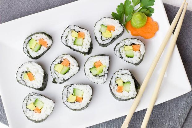 Đố bạn biết sushi và kimbap có gì khác nhau: Ngoài xuất xứ từ 2 quốc gia, điểm đặc trưng này mới là quyết định! - Ảnh 10.