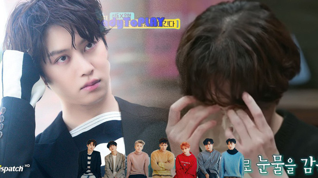 Heechul bật khóc khi chia sẻ về ý định rời khỏi Super Junior do chấn thương - Ảnh 1.