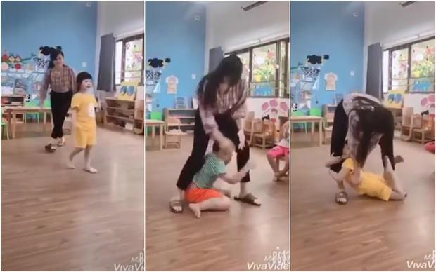 Cô giáo mầm non dạy trẻ kỹ năng thoát hiểm dễ dàng khi bị kẻ xấu tấn công, cha mẹ nào cũng nên ghi nhớ và dạy con - Ảnh 2.
