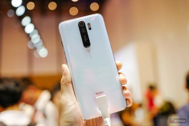 Cận cảnh loạt 3 smartphone Redmi 8: Camera 64MP đầu tiên tại Việt Nam, pin 5000mAh, giá từ 2.990.000 đồng - Ảnh 2.