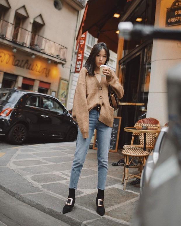 Ngắm ngay street style Châu Á tuần này để lên đồ cho mùa Thu/Đông năm nay - Ảnh 13.