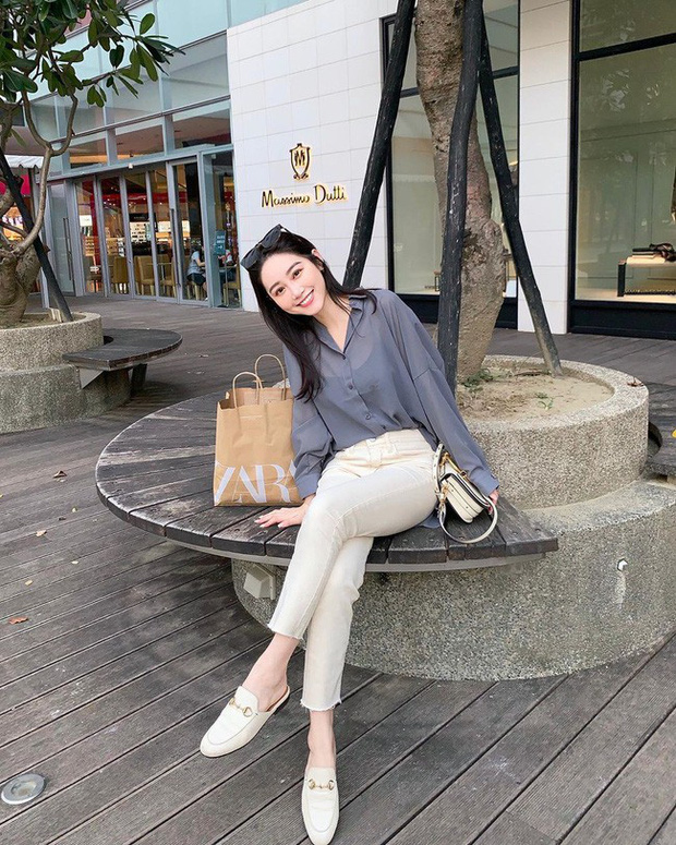 Ngắm ngay street style Châu Á tuần này để lên đồ cho mùa Thu/Đông năm nay - Ảnh 14.