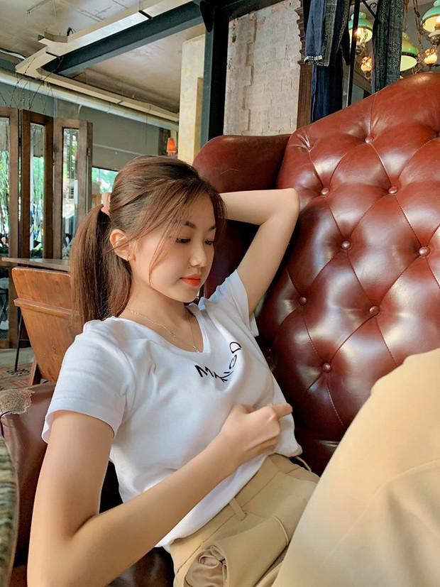 Trà tiểu tam của Hoa Hồng Trên Ngực Trái nhìn bớt hiền hẳn khi cắt phăng mái tóc dài của mình - Ảnh 3.