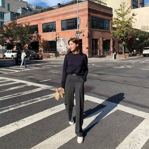 Ngắm ngay street style Châu Á tuần này để lên đồ cho mùa Thu/Đông năm nay - Ảnh 3.