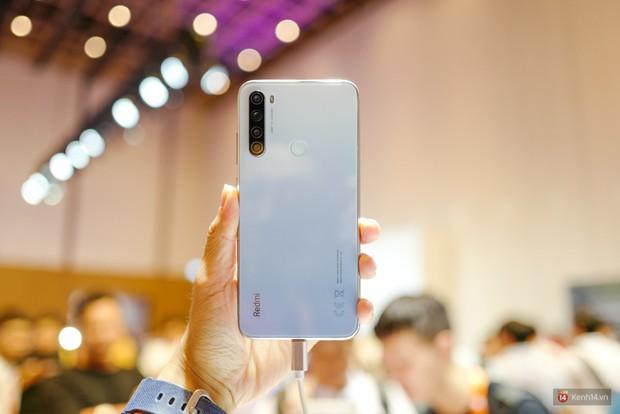 Cận cảnh loạt 3 smartphone Redmi 8: Camera 64MP đầu tiên tại Việt Nam, pin 5000mAh, giá từ 2.990.000 đồng - Ảnh 6.