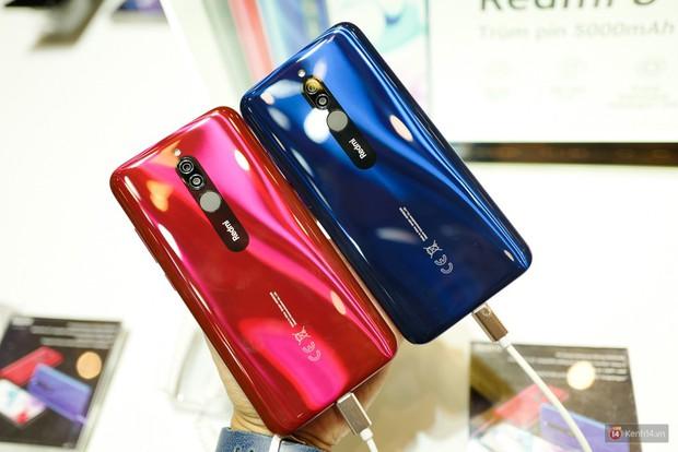 Cận cảnh loạt 3 smartphone Redmi 8: Camera 64MP đầu tiên tại Việt Nam, pin 5000mAh, giá từ 2.990.000 đồng - Ảnh 10.