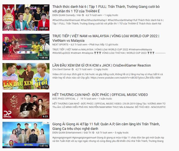 Tập 1 Thách thức danh hài bất ngờ chiếm ngôi vương của clip reaction Em gì ơi trên top Trending - Ảnh 3.