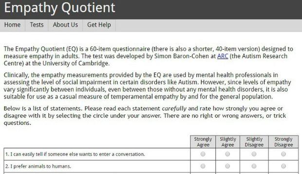 8 Bài test chỉ số EQ (Trí tuệ xúc cảm) mà ai cũng nên làm, IQ cao mà EQ thấp thì thua! - Ảnh 2.