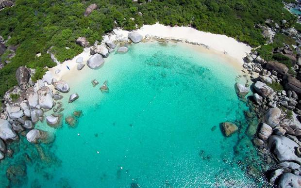 Hòn đảo duy nhất của Việt Nam bất ngờ lọt top những nơi có làn nước trong xanh nhất thế giới, bạn đã đi chưa? - Ảnh 23.