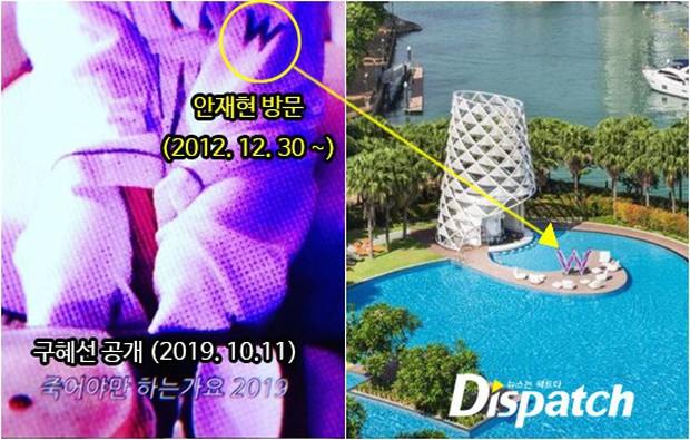 Dispatch tung bằng chứng dập lại Goo Hye Sun, kết hợp với phía Ahn Jae Hyun phủ nhận chứng cứ ngoại tình? - Ảnh 1.