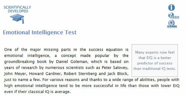 8 Bài test chỉ số EQ (Trí tuệ xúc cảm) mà ai cũng nên làm, IQ cao mà EQ thấp thì thua! - Ảnh 4.