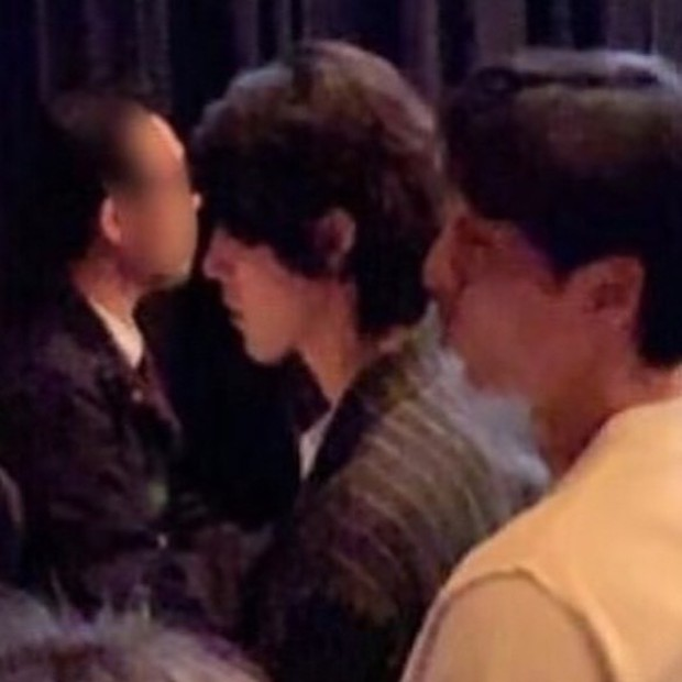 Đám cưới HLV gây bão: Cặp thần chết Lee Dong Wook - Gong Yoo bắm tim tung tóe, chiếm trọn spotlight vì đẹp bất chấp - Ảnh 6.