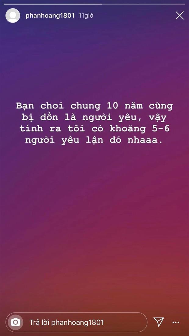 Thiếu gia Phan Hoàng giải oan cho cô gái bị đồn là tình mới, nhưng dân tình vẫn khó hiểu về hành động của Khánh Hà - Ảnh 2.