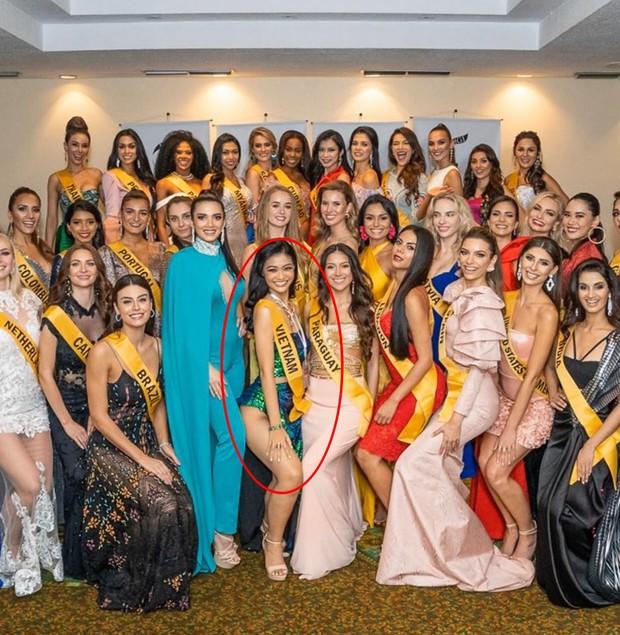 Á hậu Kiều Loan liên tục xuất hiện ở vị trí nổi bật, ghi điểm với cách gây ấn tượng tại Miss Grand International 2019 - Ảnh 4.