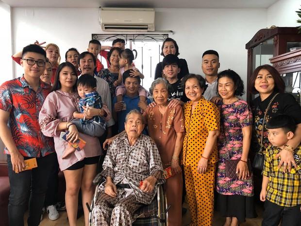 Đan Trường không kịp về chịu tang ông ngoại 90 tuổi qua đời, Thanh Thảo và bạn bè nghệ sĩ chia buồn - Ảnh 1.